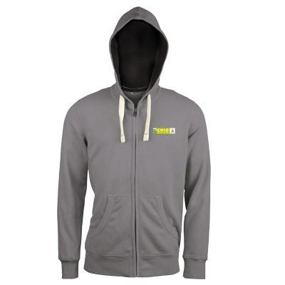 Grijze hoodie dames