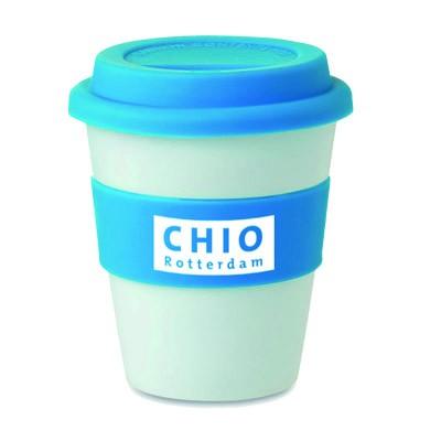Mug to go blauw