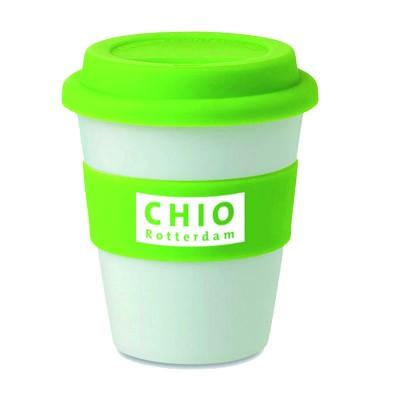 Mug to go groen